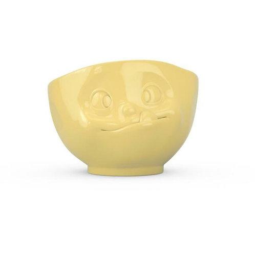"""Tasty"" Yellow Bowl 500ml"