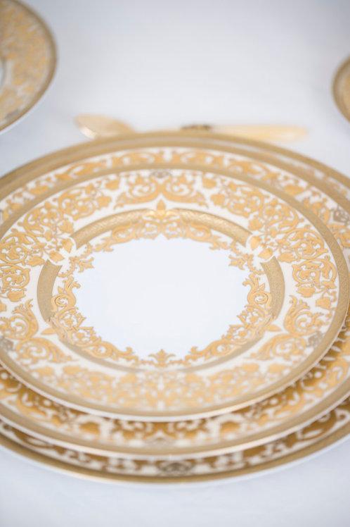 6 Piece Set Natalia Cream Fine China by Ceylan