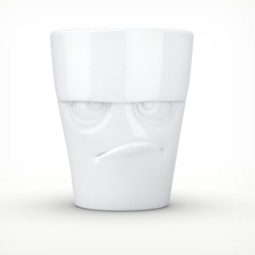 """Grumpy"" Mug with Handle 350ml"