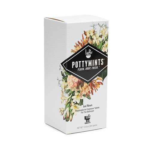 Box of 40 Pottymints - La Fleur