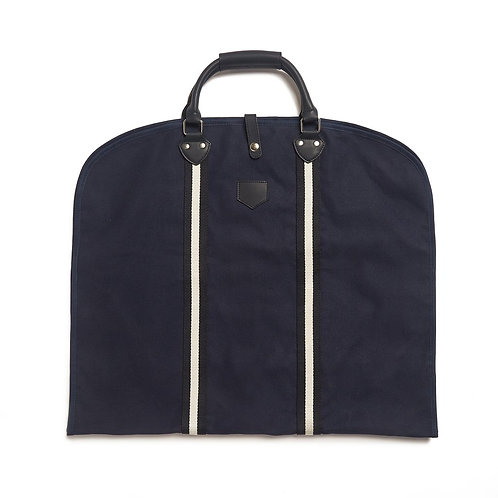 Navy Kennedy Garment Bag