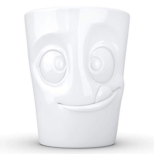 """Tasty"" Mug with Handle 350ml"
