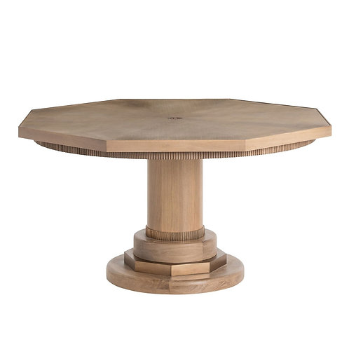 Elton Oak Dining Table