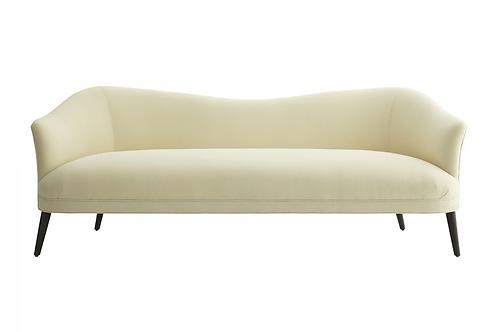 Duprey Sofa in Muslin Grey Ash