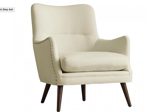Seger Chair in Muslin Grey Ash