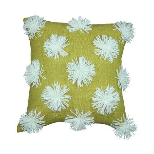 Pair of Mustard Pillows