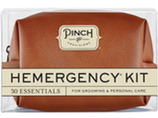 Cognac Brown Hemergency Kit