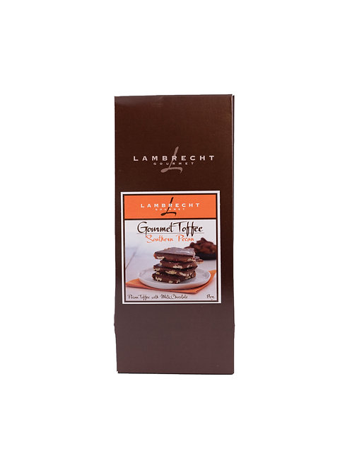 8oz Box of Southern Pecan Toffee