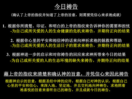 《上帝的指纹与今日》第3辑 讲义 6/7