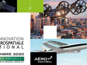 Du 14 au 15 décembre 2020, participez au Forum innovation aérospatiale international