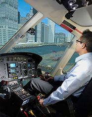 Pilot and aircraft