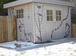 peinture sur bâtiment