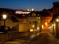 Výhled na Strahovský klášter