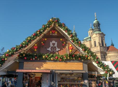 Vánoční trhy 2019 v Praze