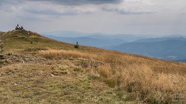Poloniny - Prales Stužica a vrch Kremenec