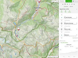 Z Bad Gastein na konec údolí a zpět