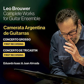 Brouwer - Complete Works for Guitar Ense