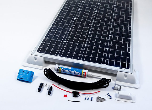 120w Solar Panel deluxe kit supply and Installation