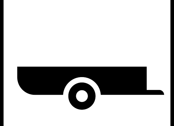 Single Axle Light trailers (chassis Only)