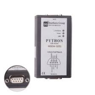 SCANNER PROFESIONAL PYTHON J2534, CAMIONES NISSAN, HINO Y TOYOTA
