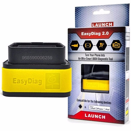 Scanner Launch X431 Easydiag 2.0 Full Multimarca