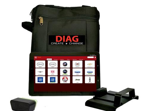 Scanner automotríz profesional X431 DIAG  Pro 3 S, 7 pulg, 1 año actualización