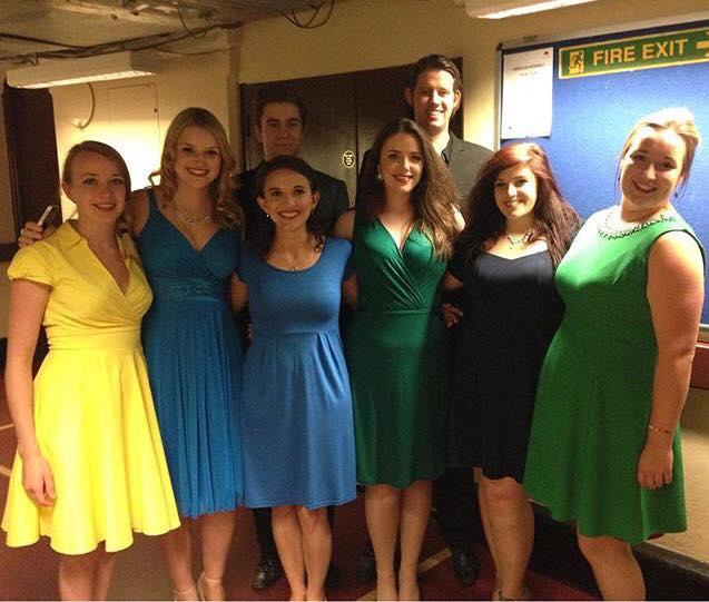 Monteverdi Choir Apprentices