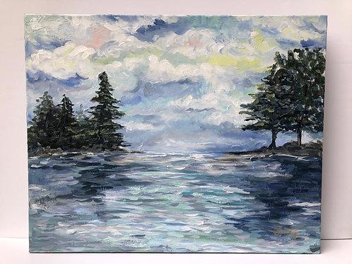 Summer Pines