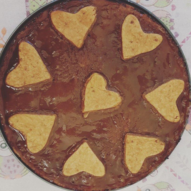 Crostata integrale con marmellata ai limoni bio