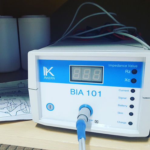 bioimpedenziometro, BIA 101, Akern