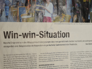 Akl im Klenkes: Win-Win Situation