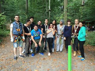 Akl goes Klettern