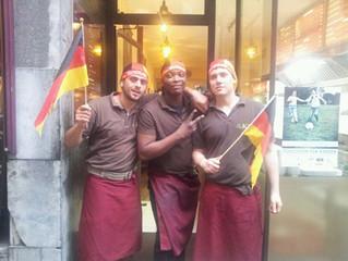 wir feiern die erste EM 2012