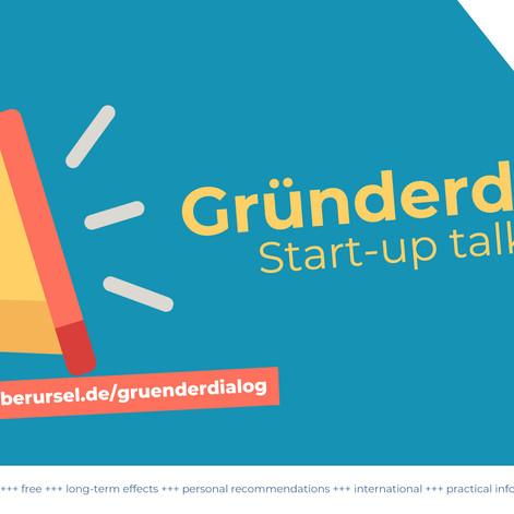 Gründerdialog DIGITAL: Top-Thema: 'Finanzierung & Förderung'