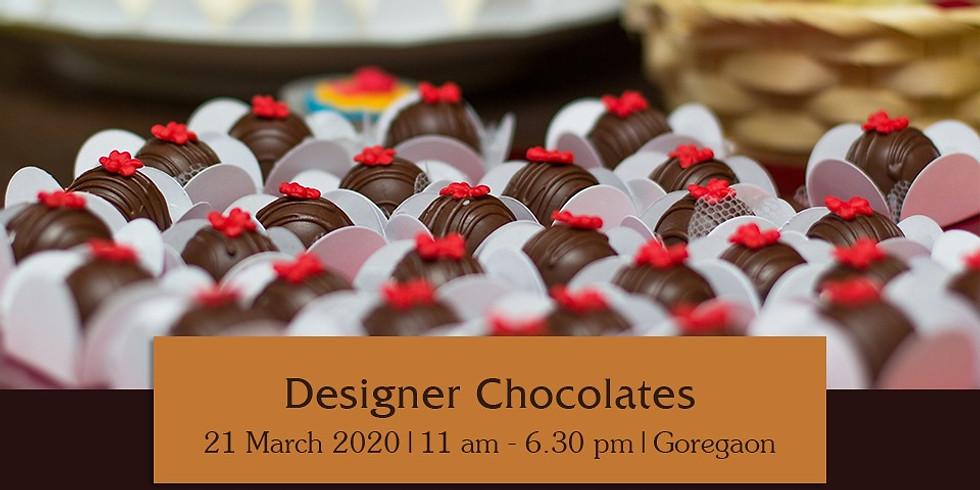 Designer Chocolates!