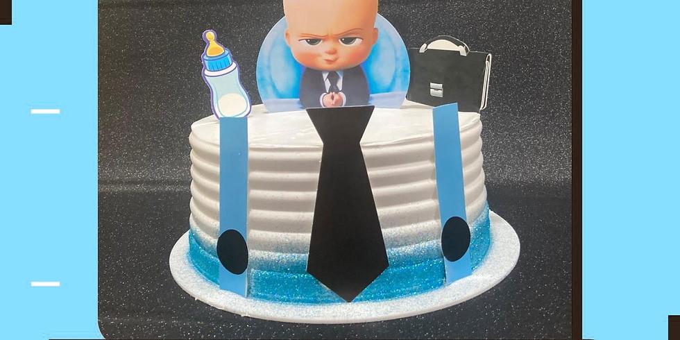 Basic to Advance Cake Baking & Decoration Workshop