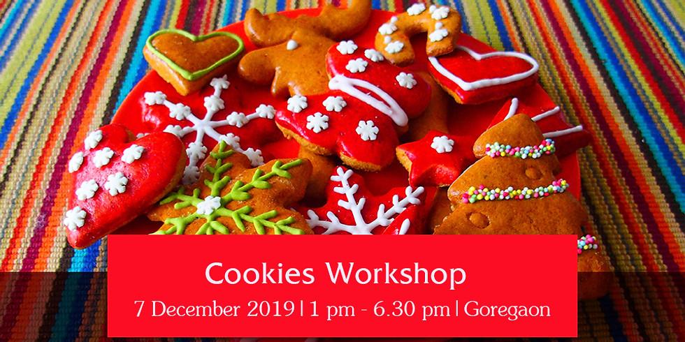 Cookies & Biscuits Workshop