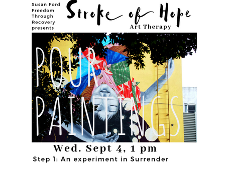 Art Therapy is coming to FTR!!!!
