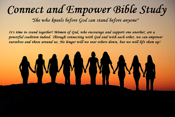 CONNECT AND EMPOWER WOMENS BIBLE STUDY.p