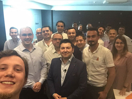 Alltech-Efor Grubunun Türkiye Merkezi İzmir de idik
