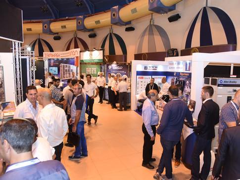 תערוכה בכינוס חשמל 2017