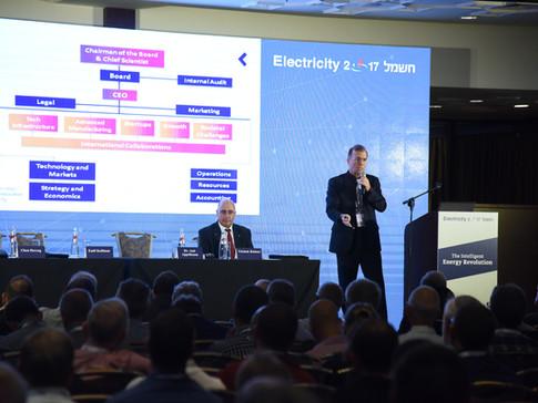 """ד""""ר עמי אפלבאום בכינוס חשמל 2017"""