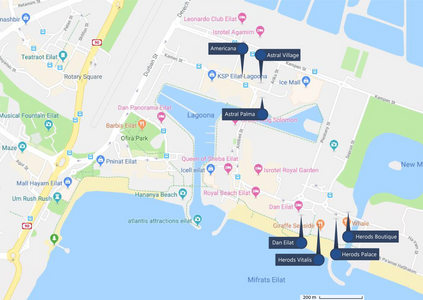 Electricihotel map 2019.pngy & Energy