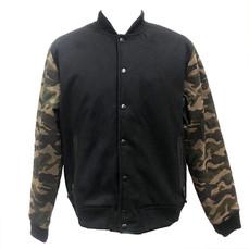 Lifestyle - Camouflage Sleeved Jacket.jp