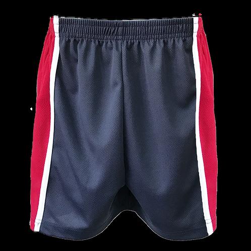 中學-夏季男女裝運動短褲