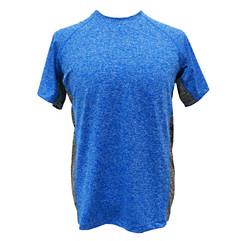 Sportswear - Marl T-shirt with Side Pane