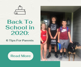 6 Back-To-School Tips For Parents