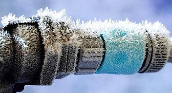 degel tuyaux eau hiver defrost water pipe vapeur electricite geles