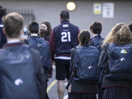 UNICEF concerned about kids missing school
