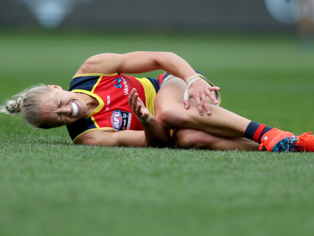 Phillips to go under the knife after AFLW GF loss